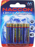 Lr6 AAA 1.5V ultra alkalische Batterie