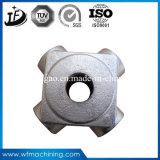 Kohlenstoffstahl-/Aluminiumsand-Gussteil-Teile mit Soem und angepasst