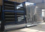Máquina de lavar vertical do vidro liso da máquina de lavar de vidro vertical