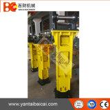Eingehangener hydraulischer konkreter Unterbrecher des Meißel-Durchmesser-100mm Kasten