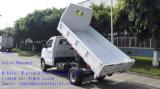 4X2 Vrachtwagen van de Stortplaats van de Vrachtwagen van Sinotruk Cdw 50HP 2t de Mini Tippende Mini