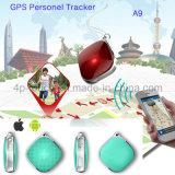 Исторический маршрут портативных WiFi/фунт/GPS Tracker с экстренного вызова Sos A9