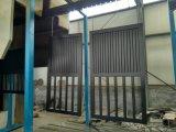 Residencial puerta de aluminio recubierto de polvo con alta calidad
