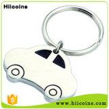 Fabrication de porte-clés de mode Keychain de voiture MOQ