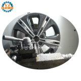 Wrc28 Pulido la superficie de la rueda de reparación de llanta de coche torno Torno CNC