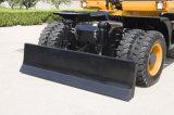 Hengte HT155W de la excavadora de rueda hidráulica