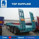 De titaan gebruikte wijd Lage Aanhangwagen 3 van het Bed As Op zwaar werk berekend voor Verkoop