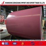 PPGI Dach-Blatt vorgestrichener galvanisierter Stahlring