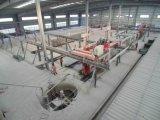 Máquina de corte de fábrica AAC, AAC Hidráulica da Linha de Produção