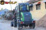 Miniladevorrichtung des Wolf-Wl80 mit Gras ermüdet 33X15.5-16.5