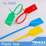 Plastic registrabile Seal per Container e Trucks