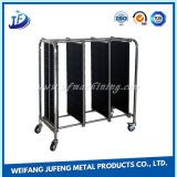Customize Precision Aluminum Profiles Radiator for Induction Cooker