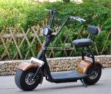 Harley de Coco de la ciudad de 2 ruedas moto, scooter eléctrico levantarse para adultos con amortiguación delantera y trasera