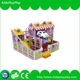 Equipamento interno macio do campo de jogos do jardim de infância atrativo novo com desenhos animados (KP16031516)