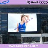 광고를 위한 옥외 실내 영상 벽 발광 다이오드 표시 스크린 (P4/P5/P6/P8/P10)