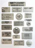 Metall und teilweise nichtmetallische Material-Faser-Laser-Markierungs-Maschine