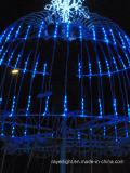 クリスマスLEDの角度のホテルのカーテンライトクリスマスの装飾