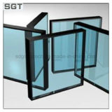 Cavité en verre stratifiée d'émission inférieure pour le guichet 6.38