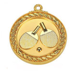 Подгонянное медаль плакировкой Antique разницы для сбывания