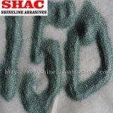 Le carbure de silicium micro Poudre verte