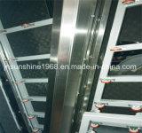 يبني [وشينغ مشن] [لوو-] زجاجيّة, بناية [لوو-] زجاجيّة فلكة آلة