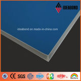 Внешнее Size 3mm Ideabond Polyester Decorative Material Aluminum Sheet