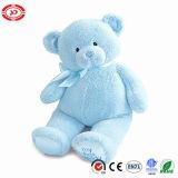 Vulde de Blauwe Buitensporige Leuke Mooie Teddybeer van de baby Zacht Stuk speelgoed