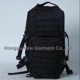 Высокое качество черный военных рюкзак сумки с 900d (HY-B066)