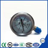 Fatoryの価格の振動証拠のステンレス鋼の圧力計