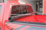 2012三菱L-200トリトンXbのための圧延のトラックの裏表紙の積み込みのトノーカバー