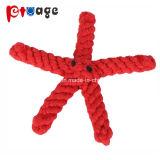 Il cane di giocattoli della corda della zucca del prodotto dell'animale domestico gioca i giocattoli dell'animale domestico