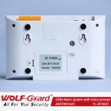 Alarma de GSM inalámbrico caliente para la seguridad en el hogar (YL-007M2C)