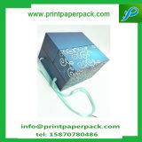 Caja de embalaje del favor de la boda Papel hecho a mano étnico de lujo Fairtrade Paisley Design