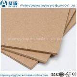 China Factory Polida Raw MDF/HDF MDF simples /Melamina placa MDF