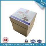 Boîte-cadeau de empaquetage de carton fait sur commande (GJ-Box126)