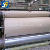 Longue ligne de production nette de la conception d'utilisation de matériel Flutting Machine à papier pour l'usine de papier