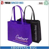 Хозяйственная сумка пурпура Non сплетенная