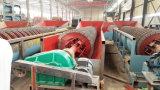 インドネシアクロムまたは銅または鉛鉱石の選鉱のための普及した鉱山の螺線形助数詞か螺線形の分類機械