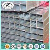 Tubo de acero pre galvanizado para el uso del material de construcción