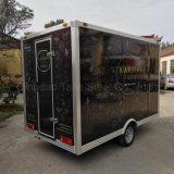 Rimorchio mobile esterno di approvvigionamento del chiosco dell'alimento da vendere