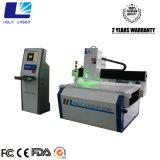 3D Grote Machine van de Gravure van de Laser van het Glas van de Grootte hsgp-L