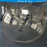 Esfera inflável da água da piscina ao ar livre para o parque da água