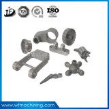 Kundenspezifische Graueisen-Gussteil-Teile mit der maschinellen Bearbeitung