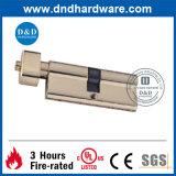 Cylindre à simple entrée en laiton