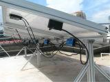 230W 22-45VDC 220VAC imprägniern reinen Sinus-Wellen-Solarmikrorasterfeld-Gleichheit-Inverter