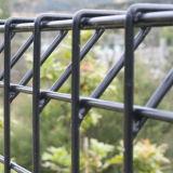 Brcは金網の塀のパネルを溶接した