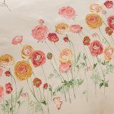중국제 공장 꽃 인쇄 면 깃털 이불 덮개 세트