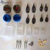 [وهولسل بريس] قدّم قصع رصيص وزن مسطّحة مغذية سمكة شبّوط صيد سمك