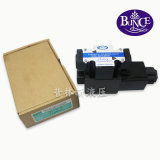DSG-02-2b3/DSG-03-2b3 Substituir Yuken Operada por Solenoide da Válvula de Controle Direcional