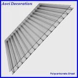 Zhejiang Aoci 4mm-20mm Polycarbonate Sheet per The Steel Structure Workshop Lighting Roof